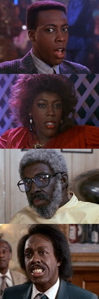 """Armond White Movie Review of Eddie Murphy's """"Coming To ... 