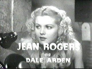Image result for jean rogers as dale arden